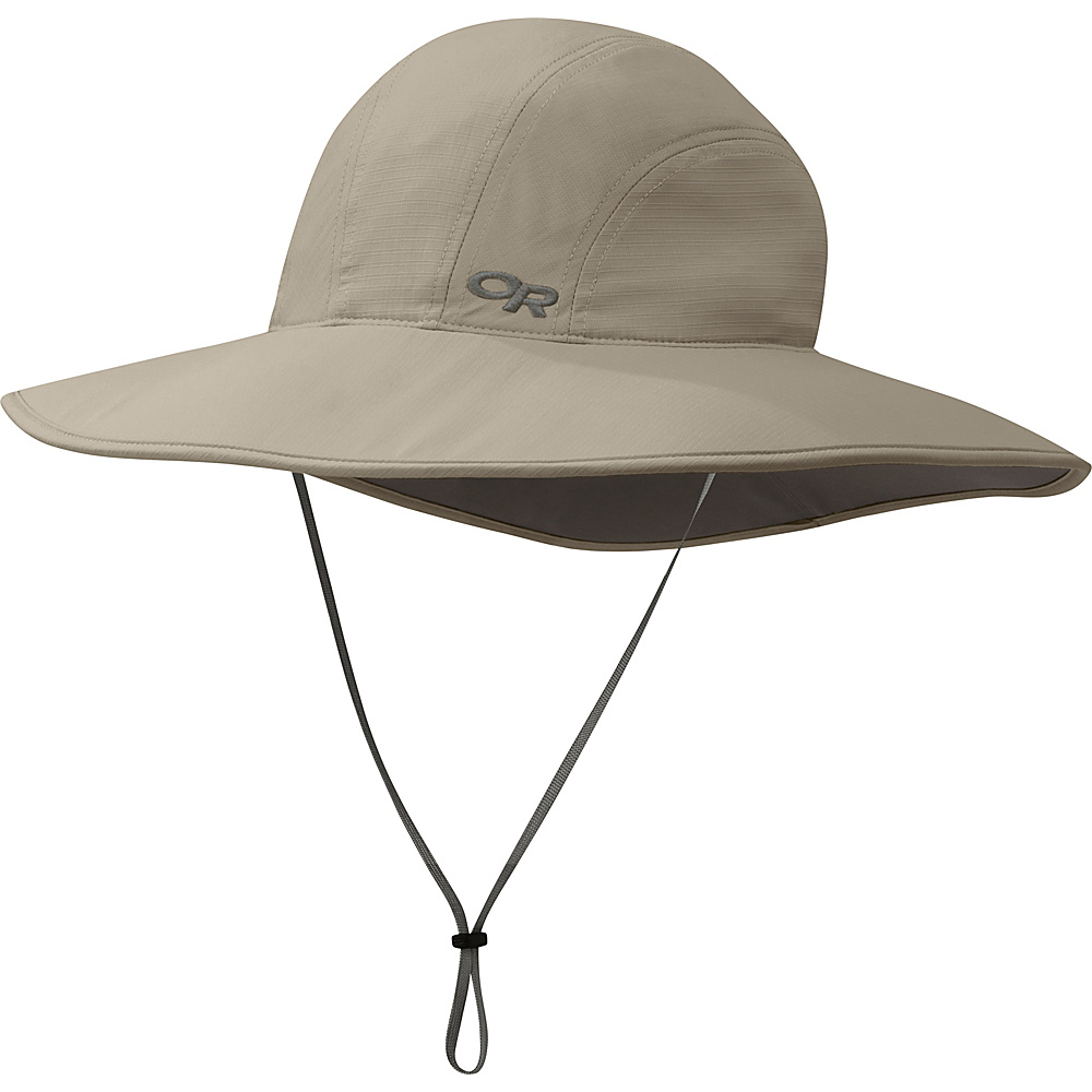 Outdoor Research Oasis Sun Sombrero M - Khaki - Outdoor Research Hats/Gloves/Scarves - Fashion Accessories, Hats/Gloves/Scarves