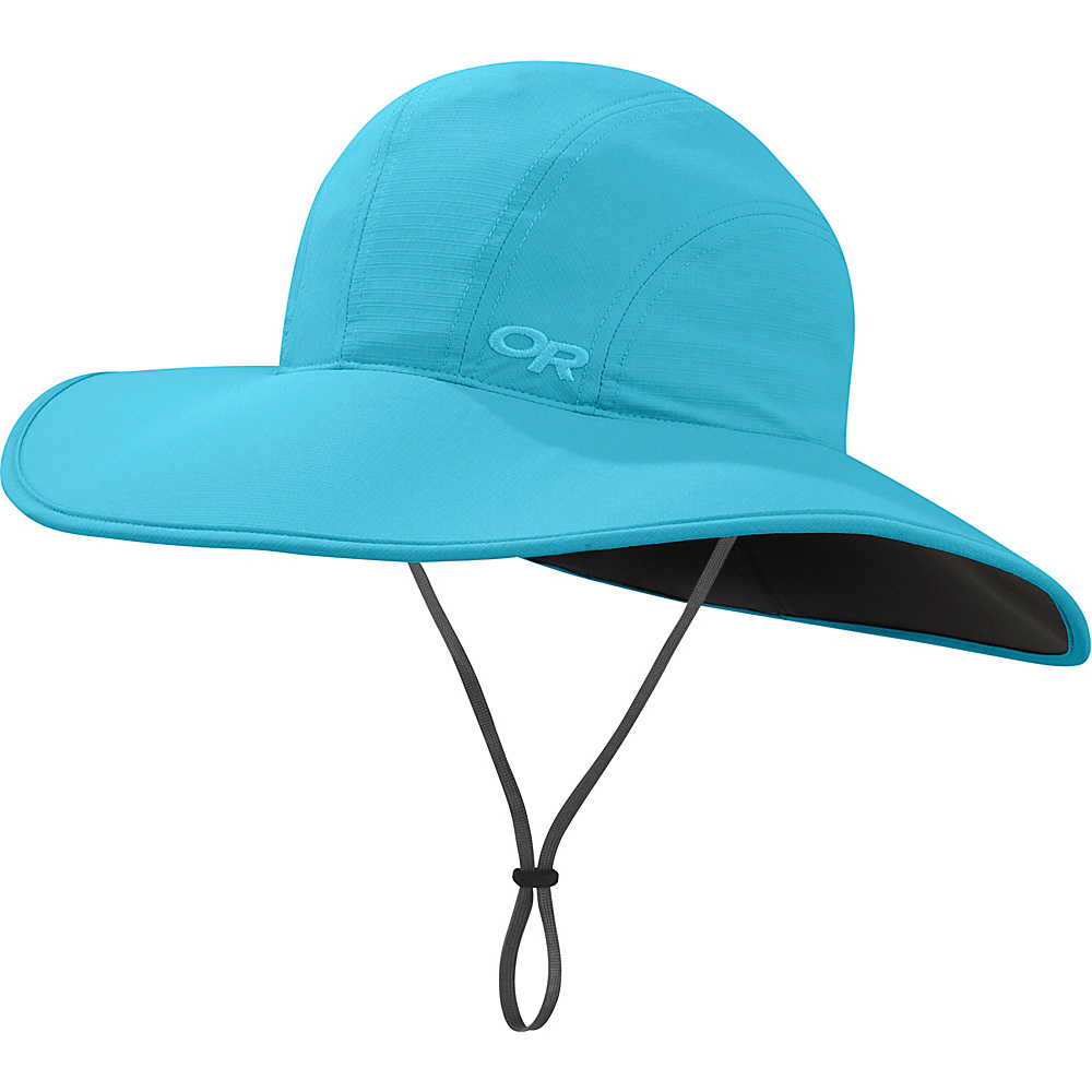 Outdoor Research Oasis Sun Sombrero M - Swell - Outdoor Research Hats/Gloves/Scarves - Fashion Accessories, Hats/Gloves/Scarves