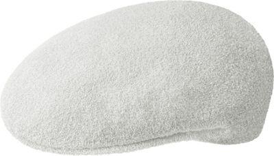 Kangol Bermuda 504 Hat S - White - Kangol Hats/Gloves/Scarves