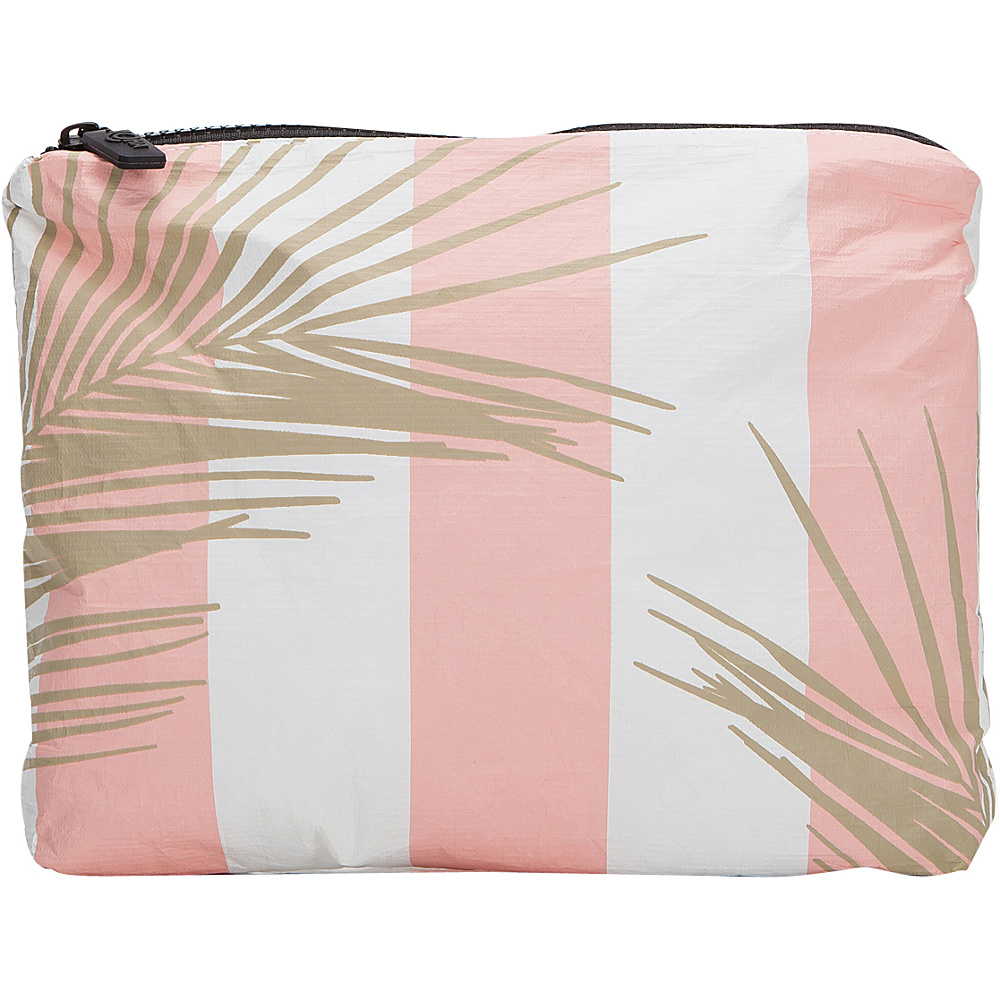 Image of ALOHA Collection Small Wet/Dry Pouch- Harmony Harmony Guava - ALOHA Collection Travel Organizers