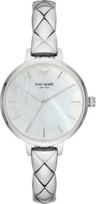 kate spade watches Metro Three-Hand Stainless Steel Watch...