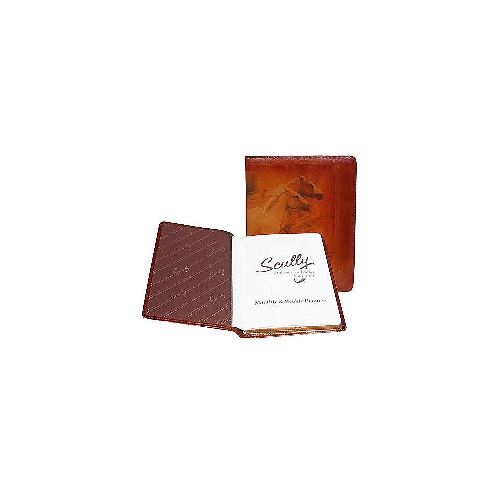 Scully Equestrian Desk Size Weekly Planner Equestrian