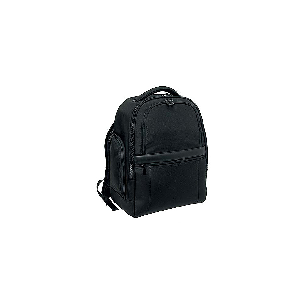 Netpack Web-Pack Laptop Backpack - Black - Backpacks, Business & Laptop Backpacks
