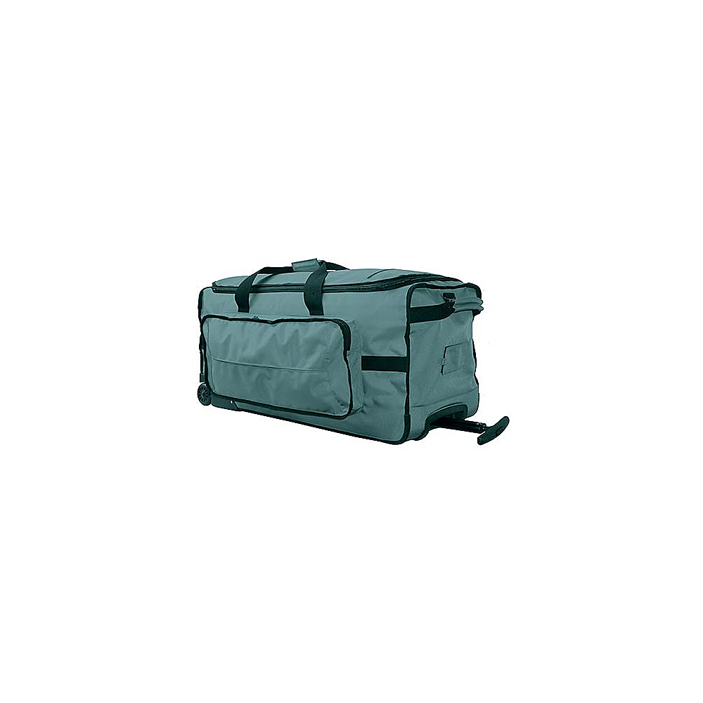 Netpack Transporter Wheeled Duffel - XLarge - Grey - Luggage, Rolling Duffels