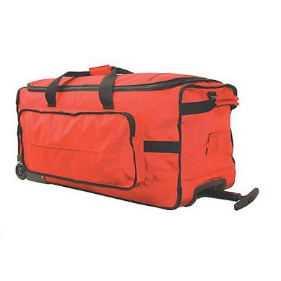 Netpack Transporter Wheeled Duffel - XLarge - Wine Red