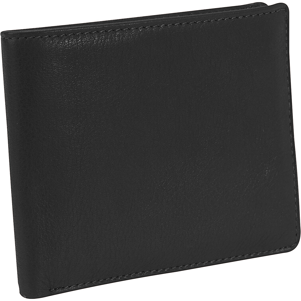 Osgoode Marley Cashmere ID Thin Fold - Black - Work Bags & Briefcases, Men's Wallets