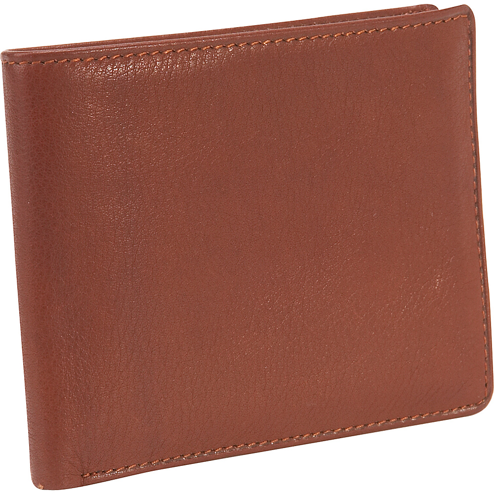 Osgoode Marley Cashmere ID Thin Fold - Brandy - Work Bags & Briefcases, Men's Wallets