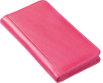 Clava Split Zip Travel Wallet Hot Pink - Clava Travel Wallets