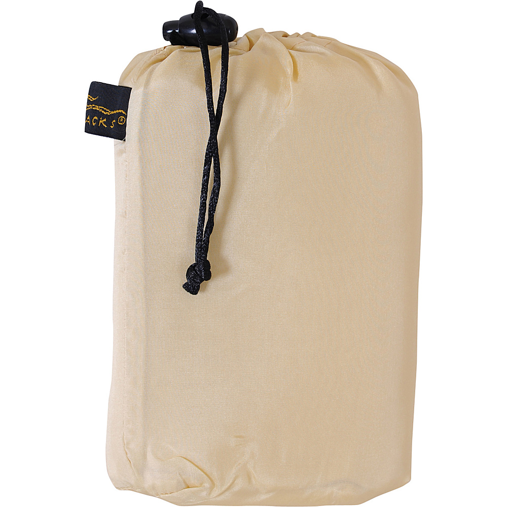 Yala Dreamsacks Queen Size Travel Silk Sheets Honey