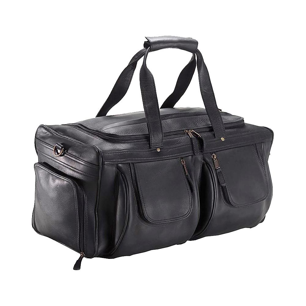 Clava XL Duffel - Vachetta Black - Duffels, Travel Duffels