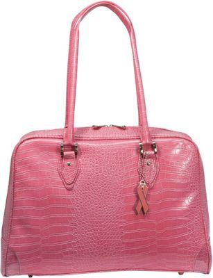 Mobile Edge Komen Milano Computer Bag - Pink