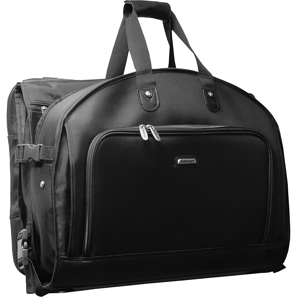 Wally Bags 52 Garment Tote Tri-Fold Garment Bag - Luggage, Garment Bags