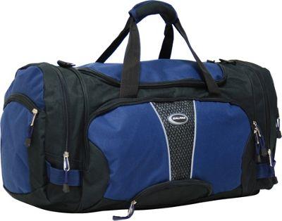 CalPak Field Pak 20 inch Light Weight Blue - CalPak Travel Duffels