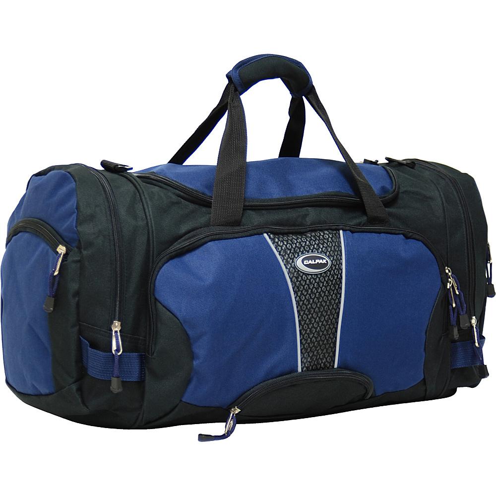 """CalPak Field Pak 20"""" Light Weight Blue - CalPak Travel Duffels"""