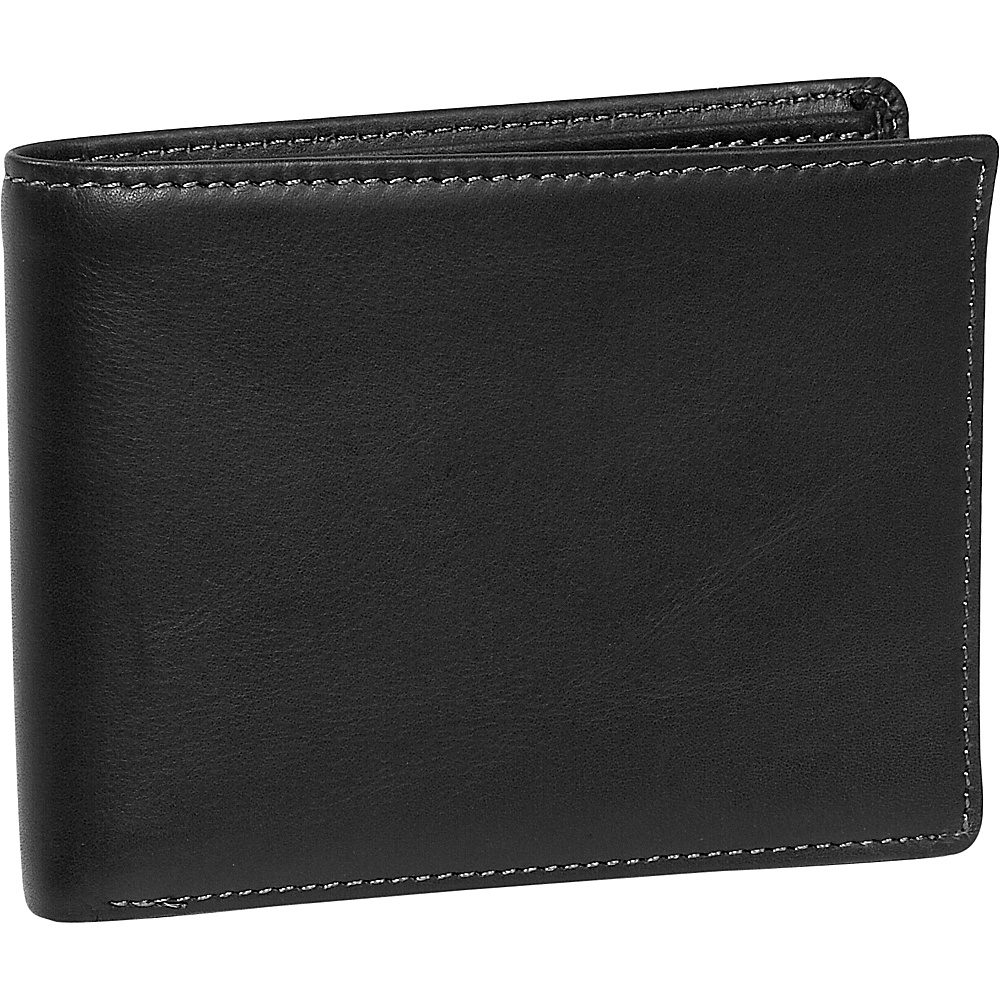 Dopp Regatta 88 Series Credit Card Billfold - Black - Work Bags & Briefcases, Men's Wallets