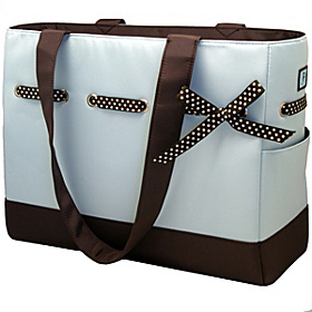 Chocolate Ice Classic Tote Set Chocolate Ice