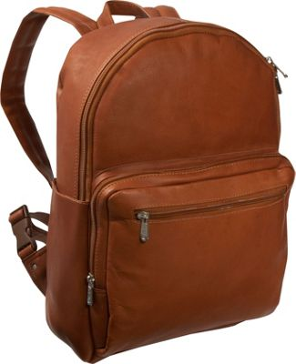 Piel Traditional Backpack - Saddle