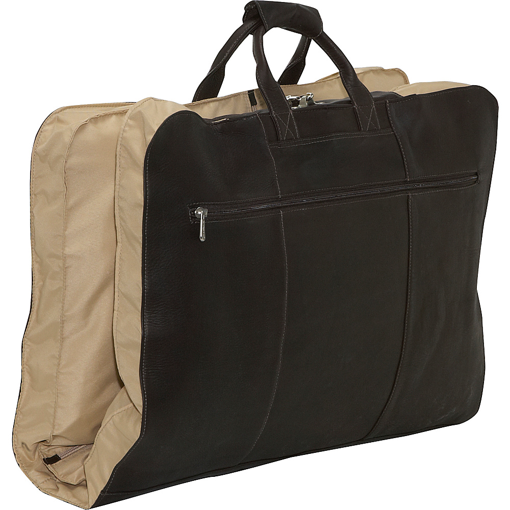 Piel 42 Garment Cover - Chocolate - Luggage, Garment Bags