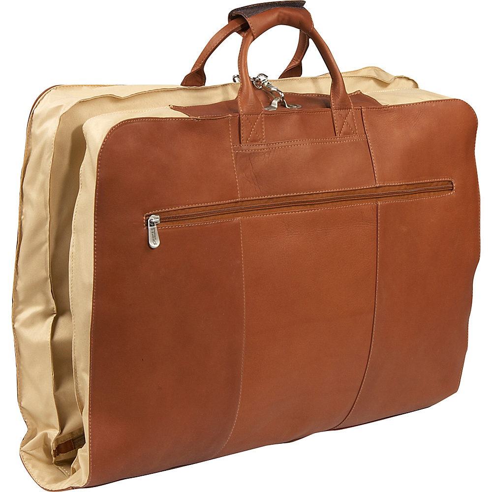 Piel 42 Garment Cover - Saddle - Luggage, Garment Bags