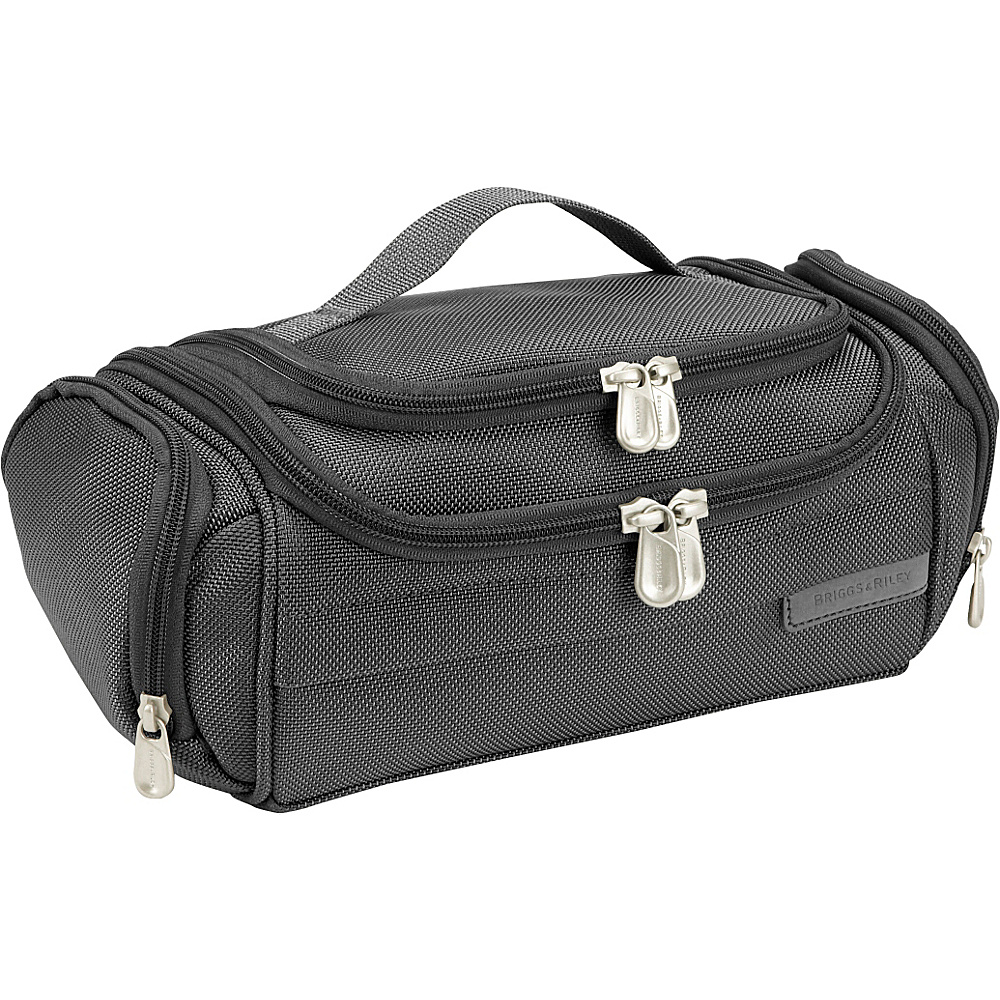 Briggs & Riley Baseline Executive Toiletry Kit - Black - Travel Accessories, Toiletry Kits