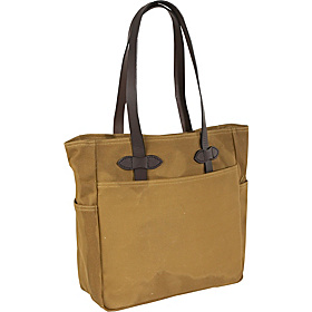 Tote Bag without zipper Desert Tan