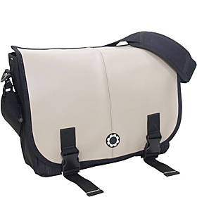 Messenger Diaper Bag Pro Elephant Grey