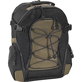 Shootout™ Backpack - Small Black & Olive