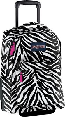 Zebra Rolling Backpack | Frog Backpack