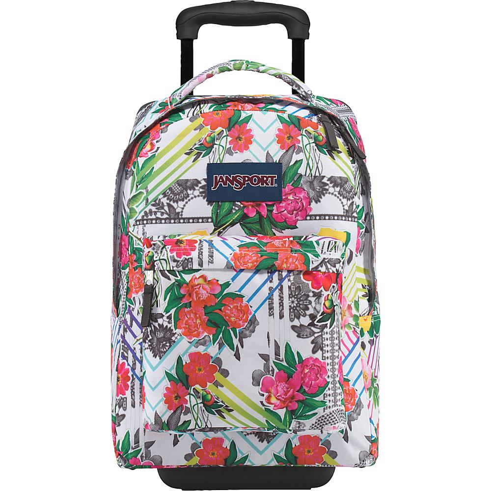 JanSport SuperBreak Wheeled Backpack - 19