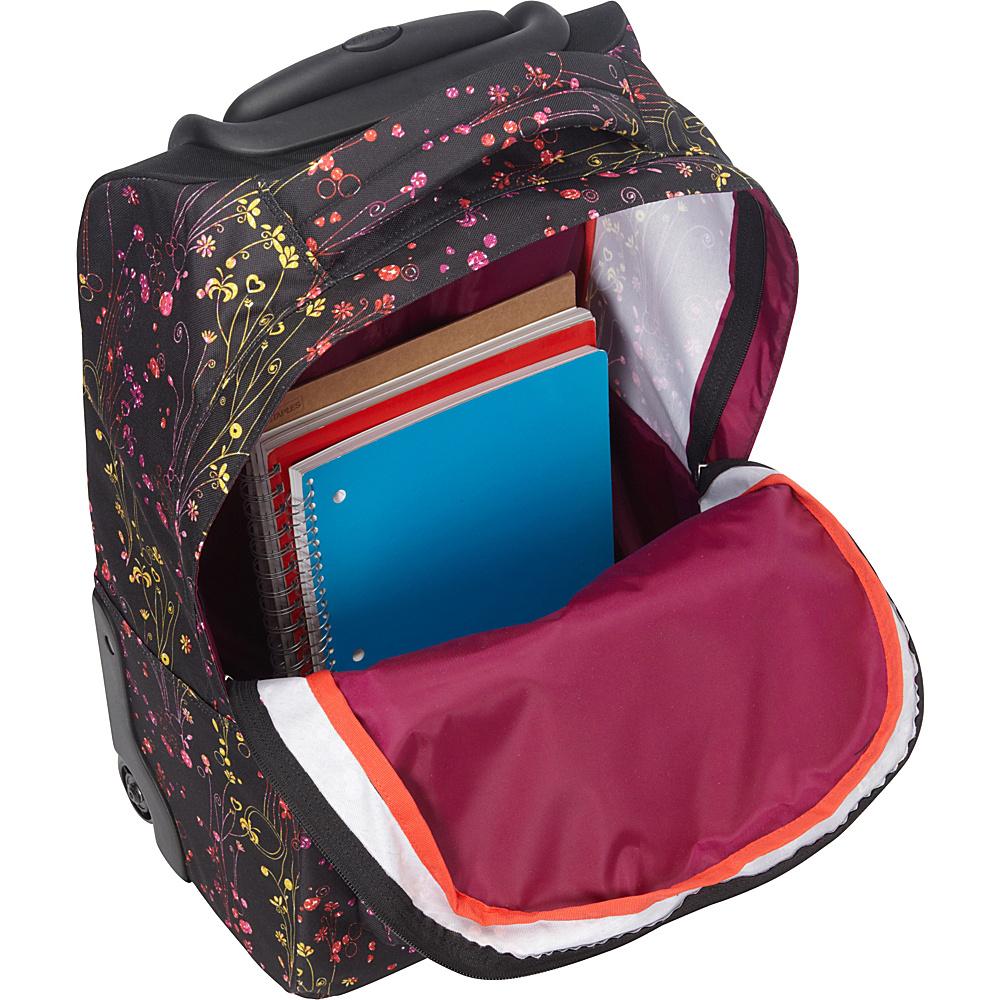 Jansport Wheeled SuperBreak Backpack - Black