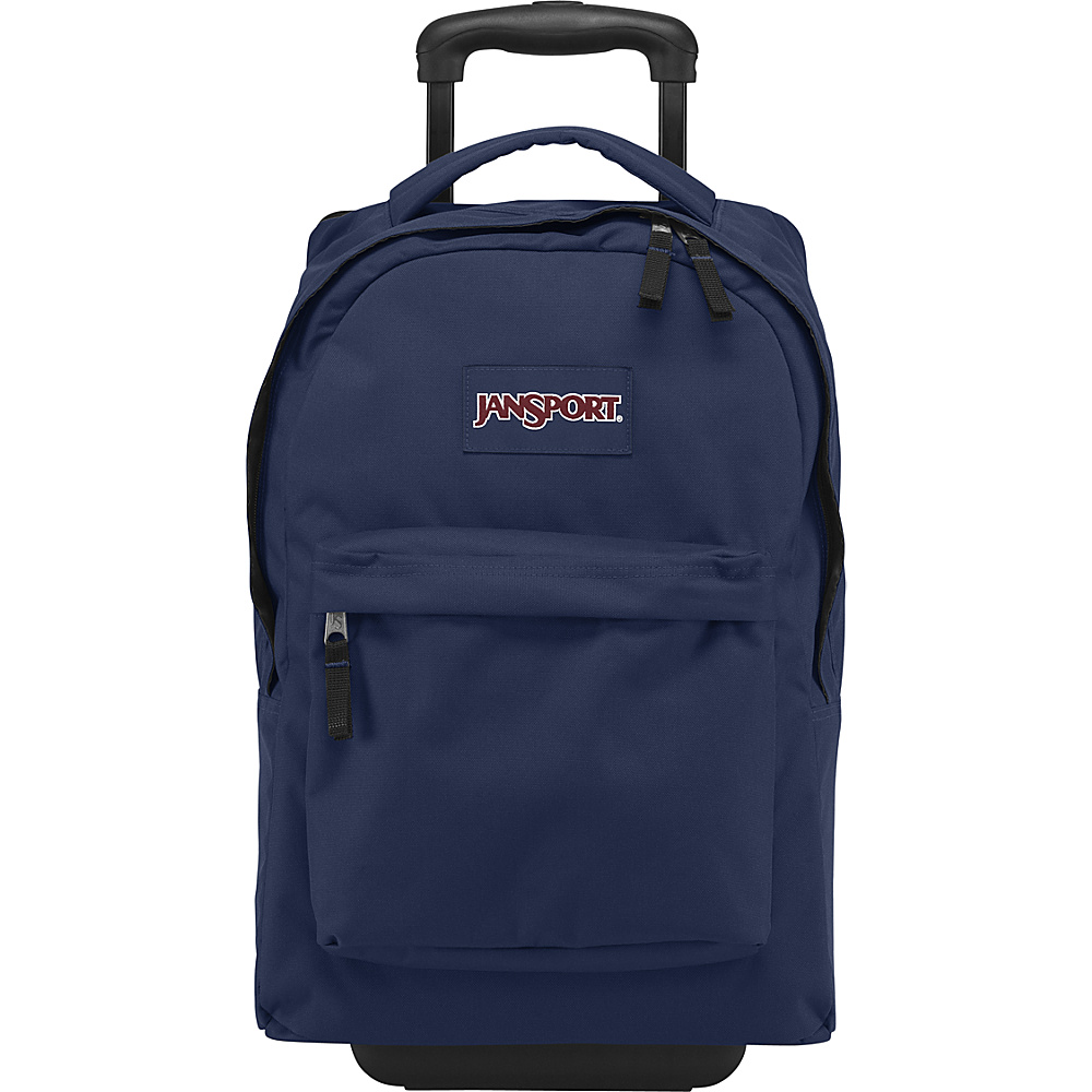 Jansport Wheeled SuperBreak Backpack Navy