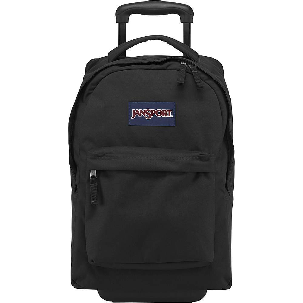 Jansport Wheeled SuperBreak Backpack - Black