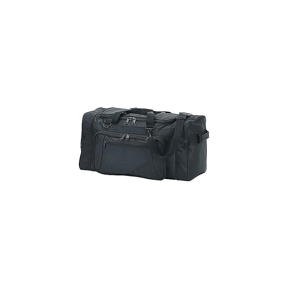 Netpack 21 Ballistic Nylon Cargo Duffel - Black - Duffels, Travel Duffels