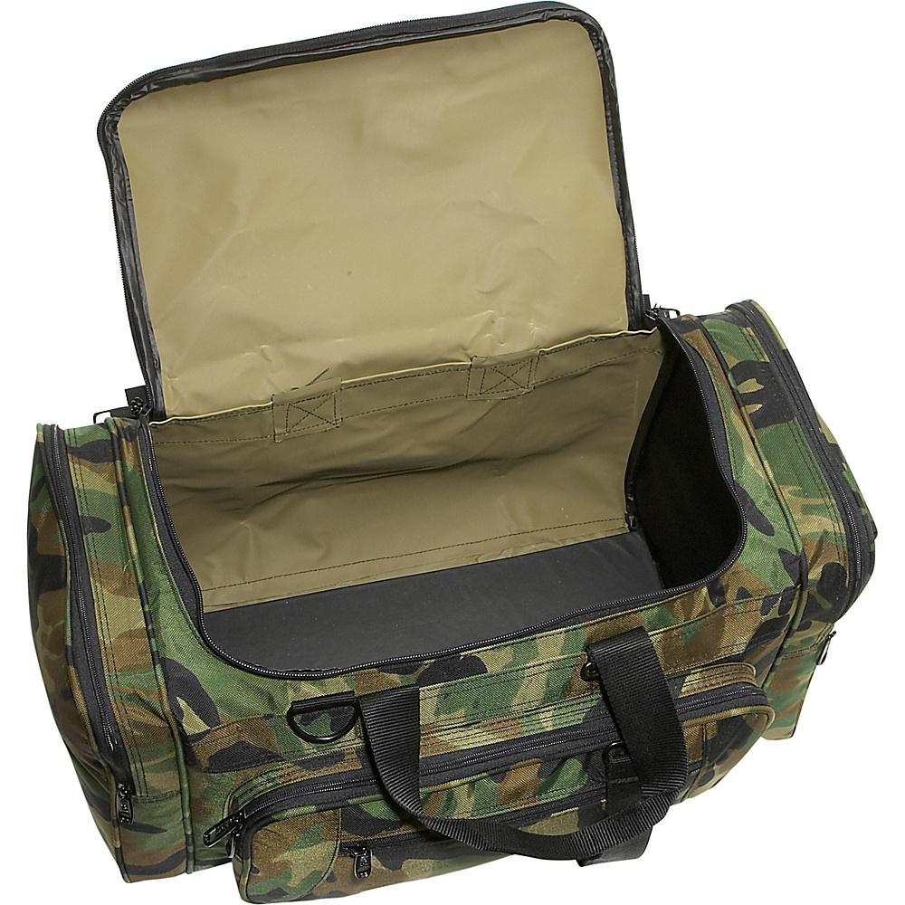 Ballistic Nylon Duffel Bag 63