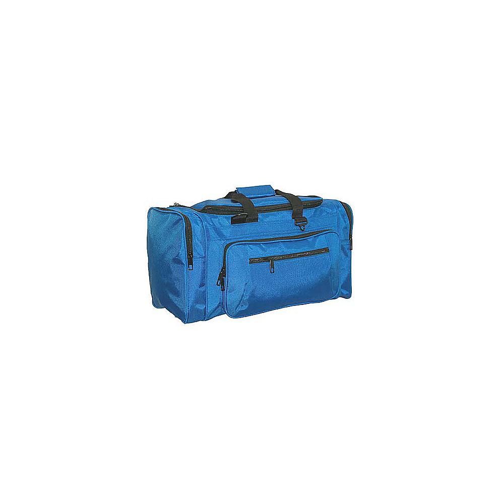 Netpack 21 Ballistic Nylon Cargo Duffel - Blue - Duffels, Travel Duffels