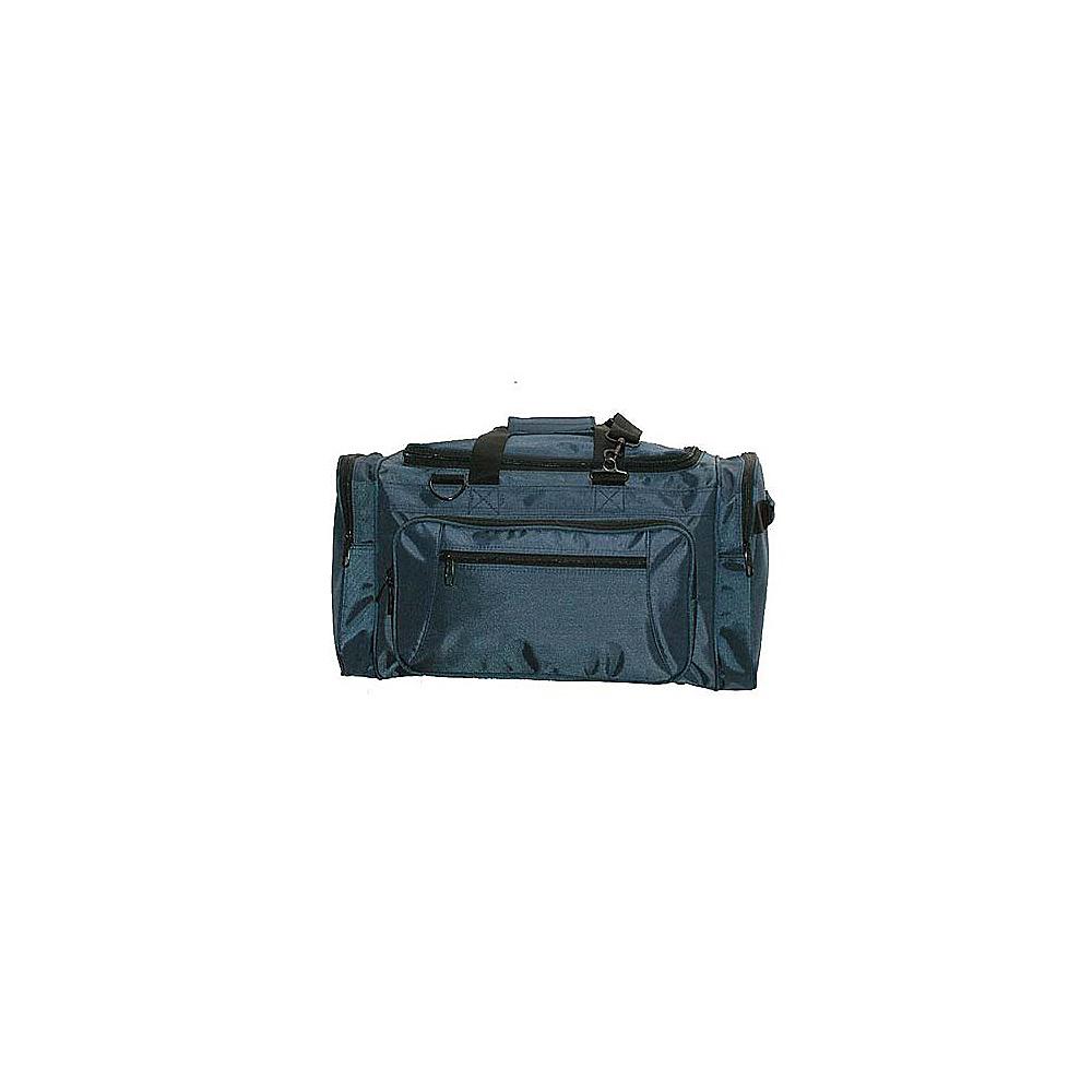 Netpack 21 Ballistic Nylon Cargo Duffel - Navy - Duffels, Travel Duffels