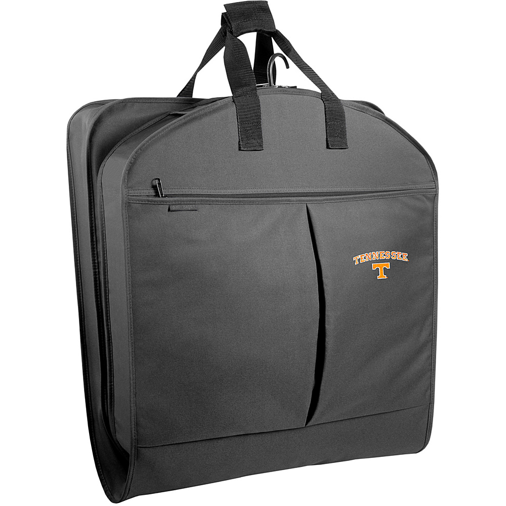 Wally Bags 40 Suit Bag w/ Two Pockets - Black - Luggage, Garment Bags