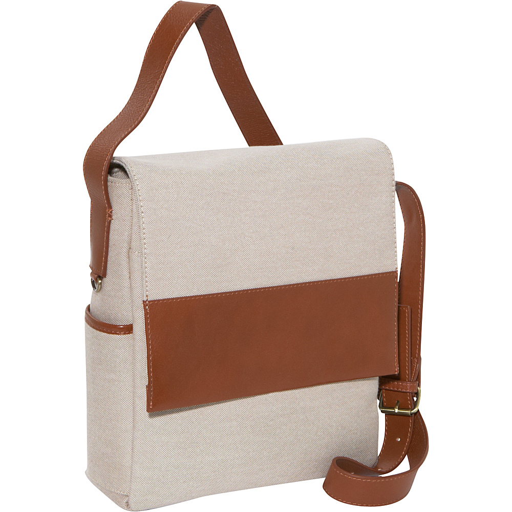 Bellino Marco Casual Tote - Tan - Work Bags & Briefcases, Other Men's Bags