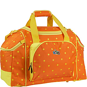 Dots Mine™ Duffle Bag Orange/Yellow