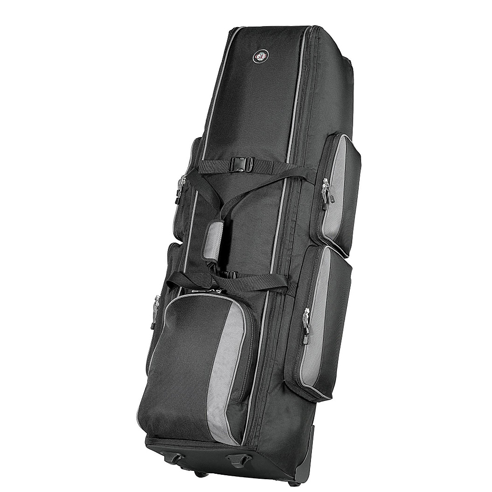 Golf Travel Bags Club Limo 2 Black Grey