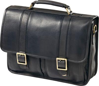 Clava Vachetta Leather Laptop Briefcase - Vachetta