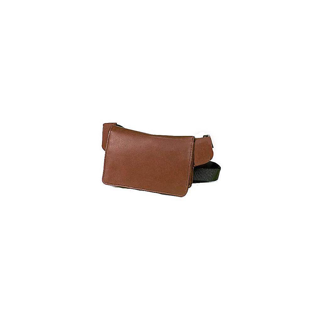 Clava Vachetta Leather Wallet on a Waist - Vachetta - Travel Accessories, Travel Wallets