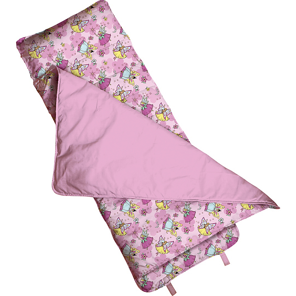 Wildkin Fairies Sleep Mat - Fairies - Travel Accessories, Travel Pillows & Blankets