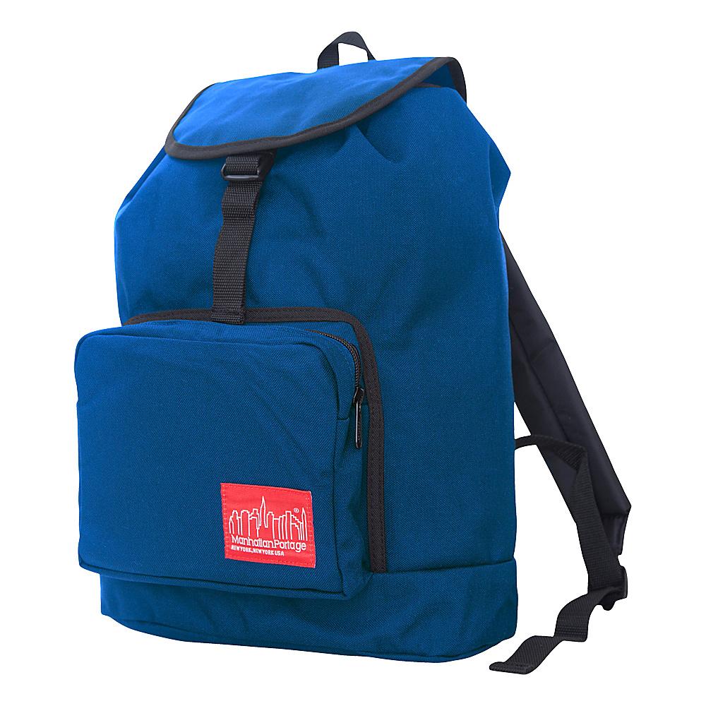 Manhattan Portage DAKOTA Backpack Navy - Manhattan Portage Everyday Backpacks - Backpacks, Everyday Backpacks