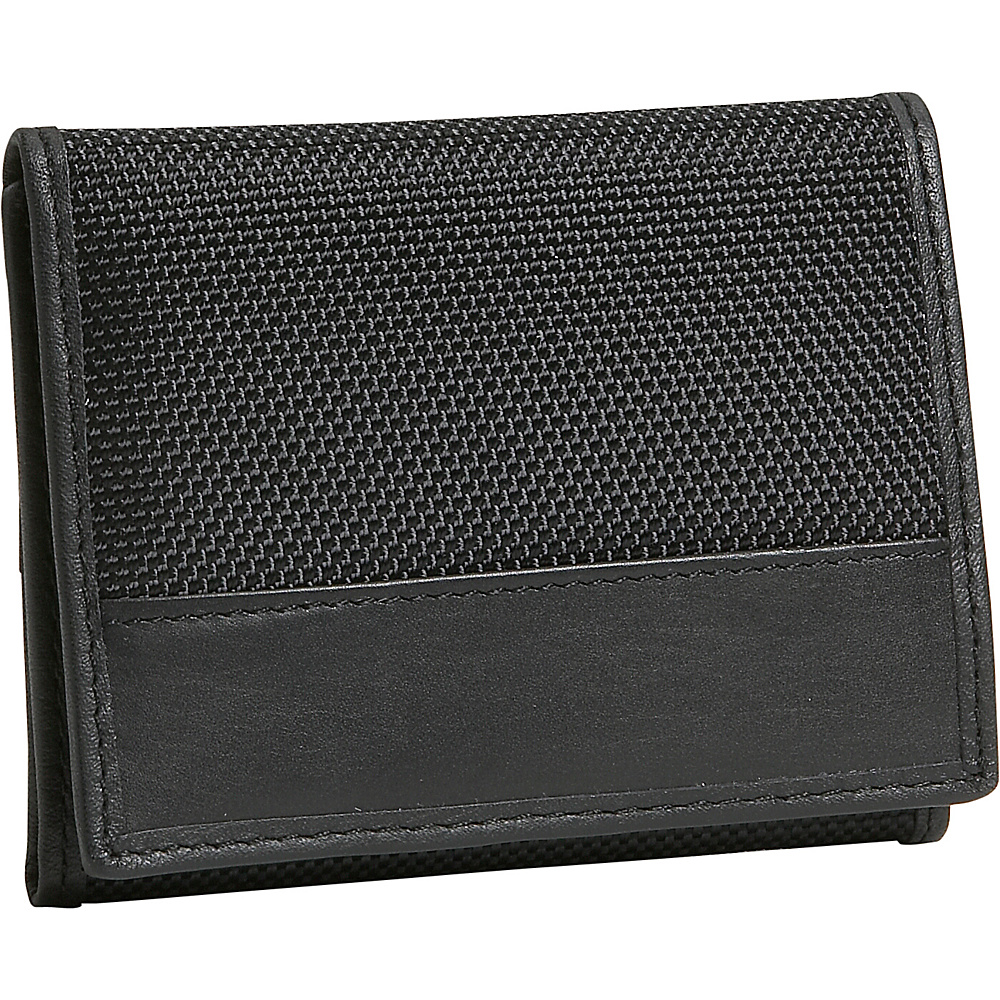 Travelon RFID Blocking Trifold Wallet - Black - Work Bags & Briefcases, Men's Wallets