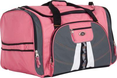 CalPak Hollywood 27 inch Duffle - Pink & Grey