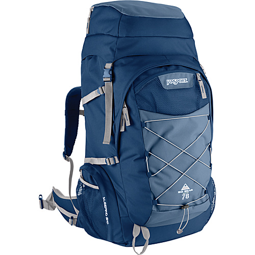 JanSport Big Bear 78 - Blue Ridge - Backpacks, Backpacking Packs