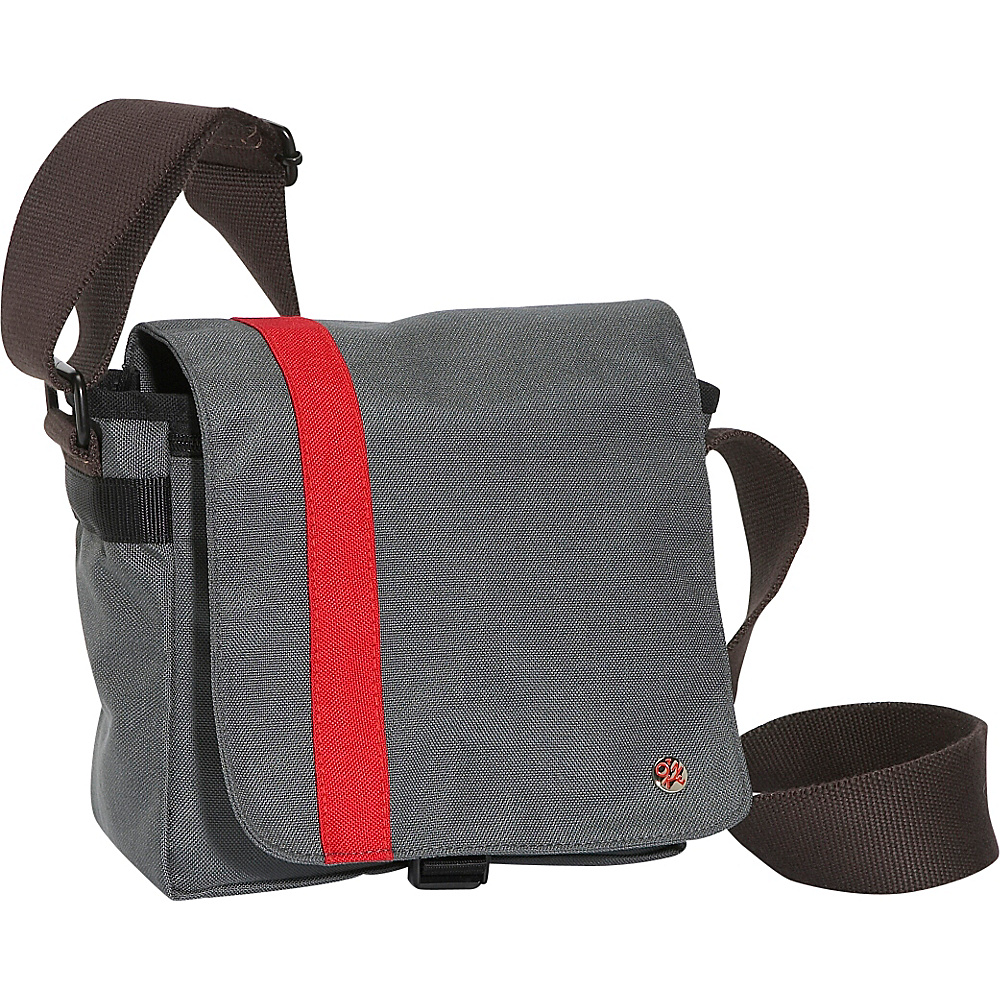 TOKEN Astor Bag [S] Grey TOKEN Messenger Bags