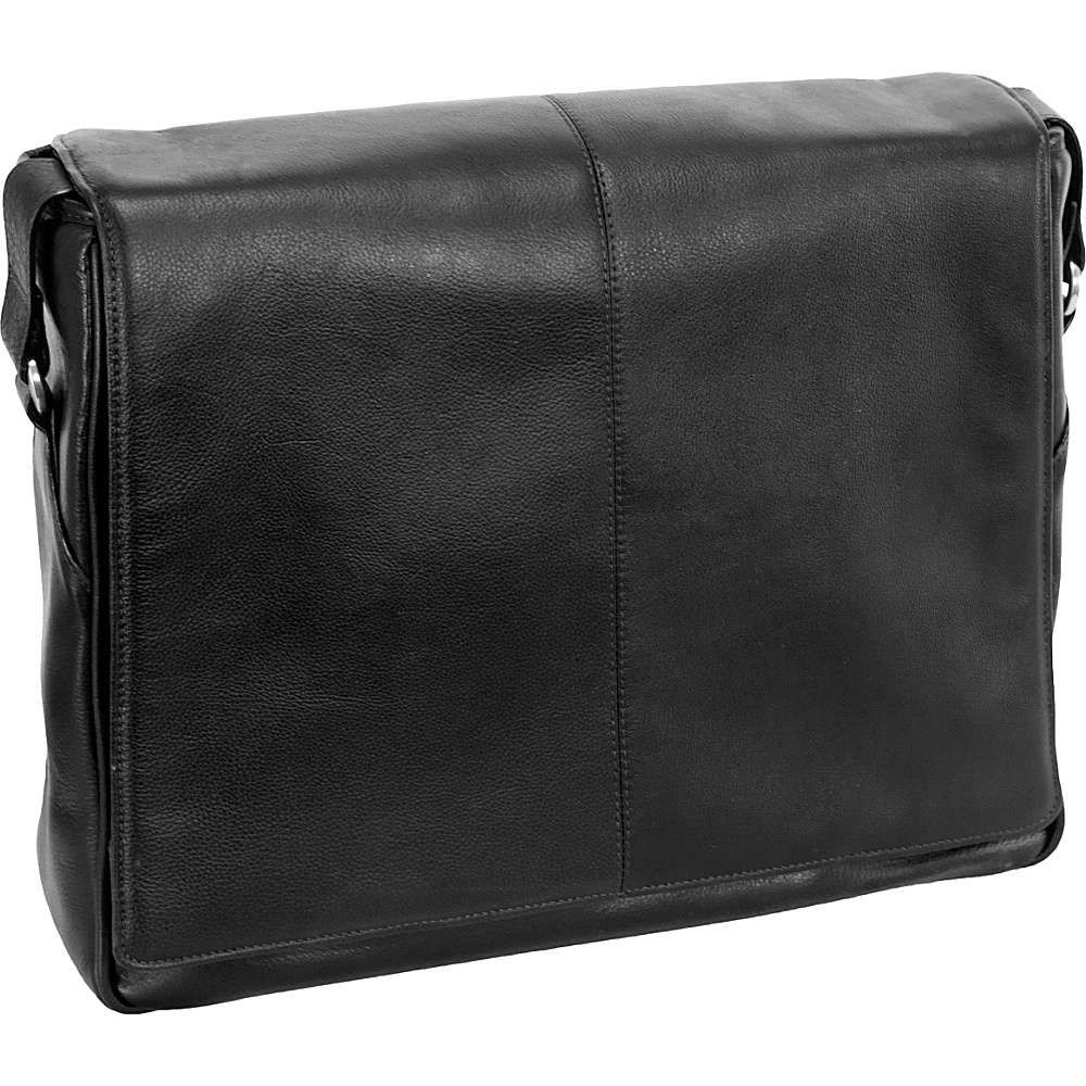 Siamod Vernazza Collection San Francesco Leather - Work Bags & Briefcases, Messenger Bags