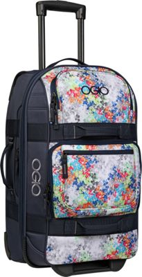 OGIO Layover 22 inch Rolling Carry-On Snapdragon - OGIO Softside Carry-On